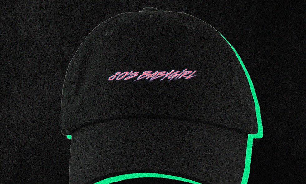 80's Babygirl Dad Hat