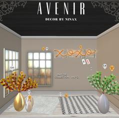 AVENIR DECOR BY NINAX