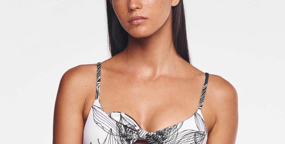 Bonita Crop Bikini Top