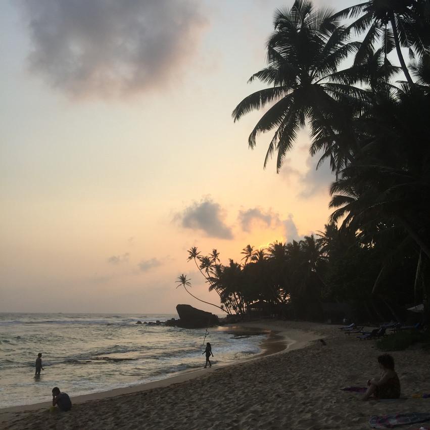 Wijaya beach