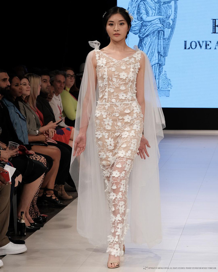 "Look 1: ""Erato"" (Love Poetry)"