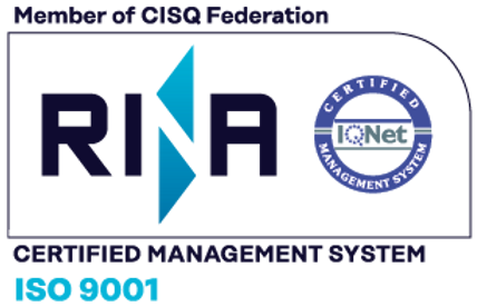 Riole UV Clean Store RINA ISO 9001