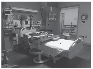 Avaliação de pisos hospitalares como potencial fonte de disseminação de patógenos