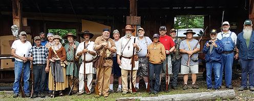 Wilderness Road Muzzleloaders Members
