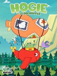 HOGIE THE GLOBEHOPPER
