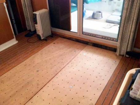 We're Floored - Part III