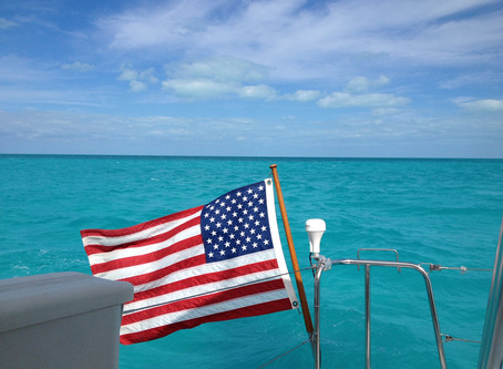 Bimini to Nassau to Pimlico Cay
