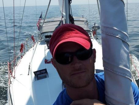 Matt's First Offshore Trip