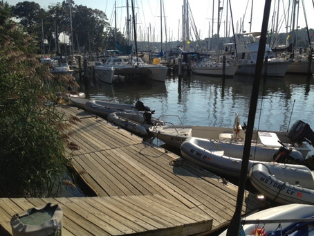 Life on a Boat: The Neighborhood