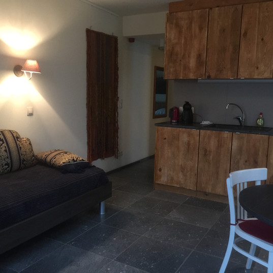 Appartement 2-3 personen