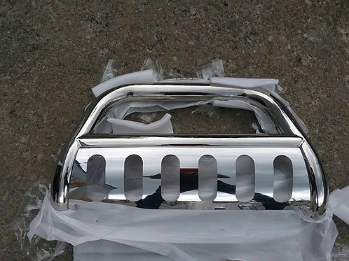 Stainless Bull Bars # 70290