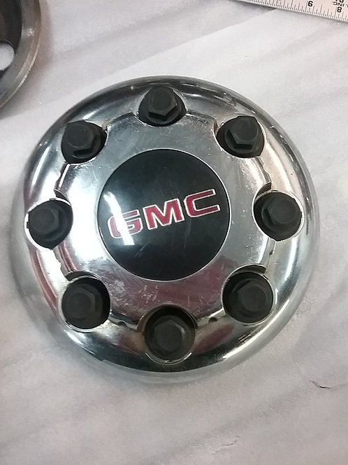 GMC Hub Cap 8 Lug  OEM ( used )