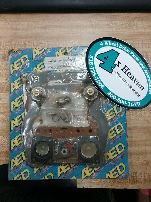 Carburetor Rebuild Kit #4165 AED-Fuel System. For use w/ Holley 650-800 CFM s