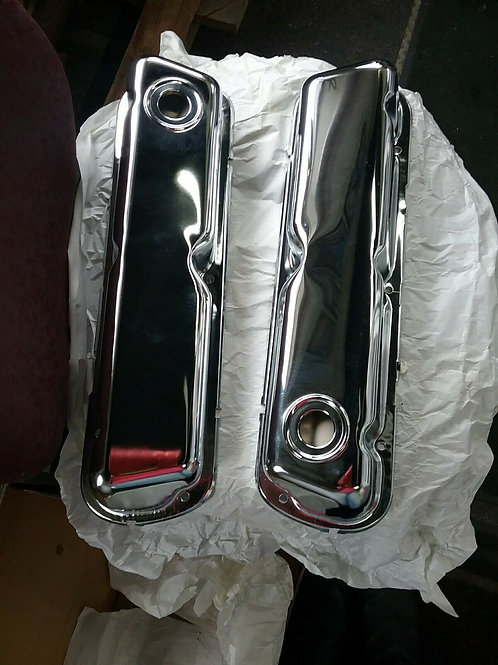 Mr Gasket #9833 Chrome Engine Dress Up Kit