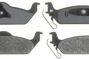 Raybestos SGD963M Semi Met Brake Pads