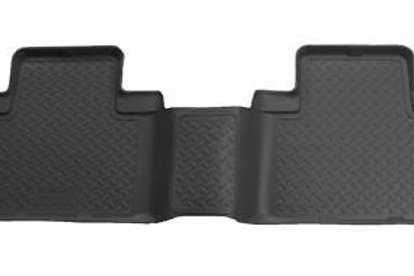Husky Liners 63051-Classic Style-Second Row-Black-2001-2003 Ford F150 super crew
