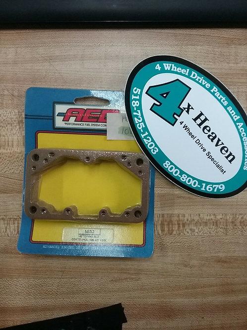 AED Carburetor Metering Block Gasket #5832 (HOLLEY#108-32)