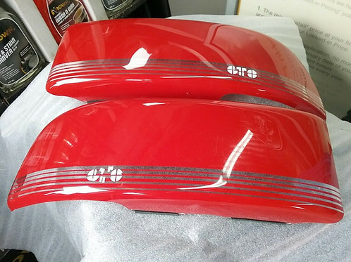 Headlight Cover GT0630 Red 1994-2001 Dodge Pickup