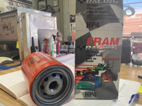 HP4 Fram Racing Filters