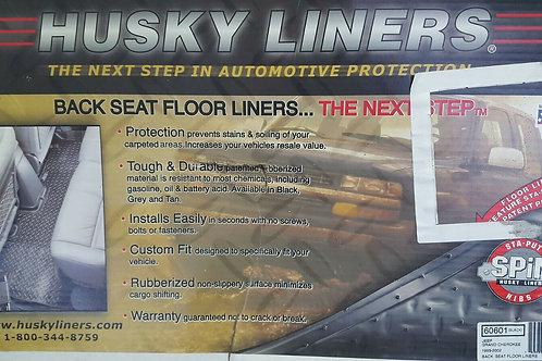 Husky Liners 60601 2nd Seat Floor Liner 1999-2004 Jeep Grand Cherokee