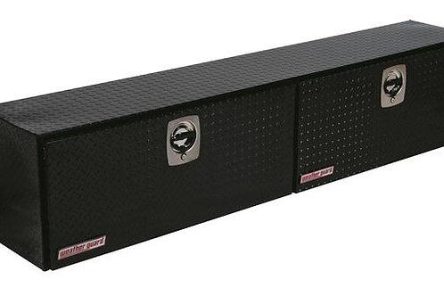 Weather Guard Black Aluminum Super-side Box #391-5-02