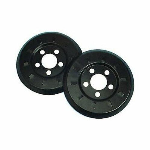 """Kleen Wheels Dust Shield # 0135 for 13"""" wheels (see fit in description)"""