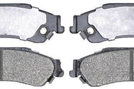 Raybestos SGD729C Ceramic Brake Pads