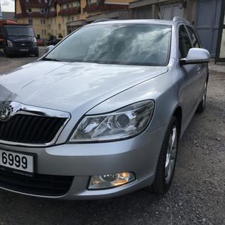 Škoda Octavia II
