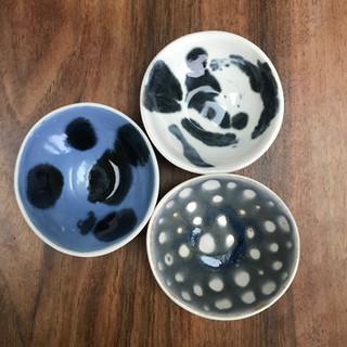 Tiny teabag plate Porcelain, £6 Please email or text Siglint Kessler 07730871780