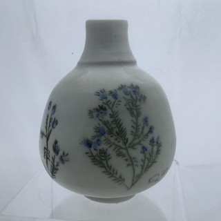 Heather: small carved bottle