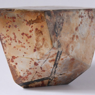 Terra sigillata smoked fired vase (About 15cm high) £50 Irek Gajowniczek 07986609977
