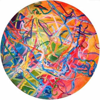 Circular Painting