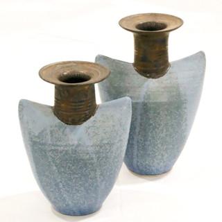 Saddle Vases