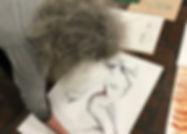 Life drawing at redlees