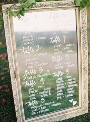 Wedding Mirror Printing Norfolk