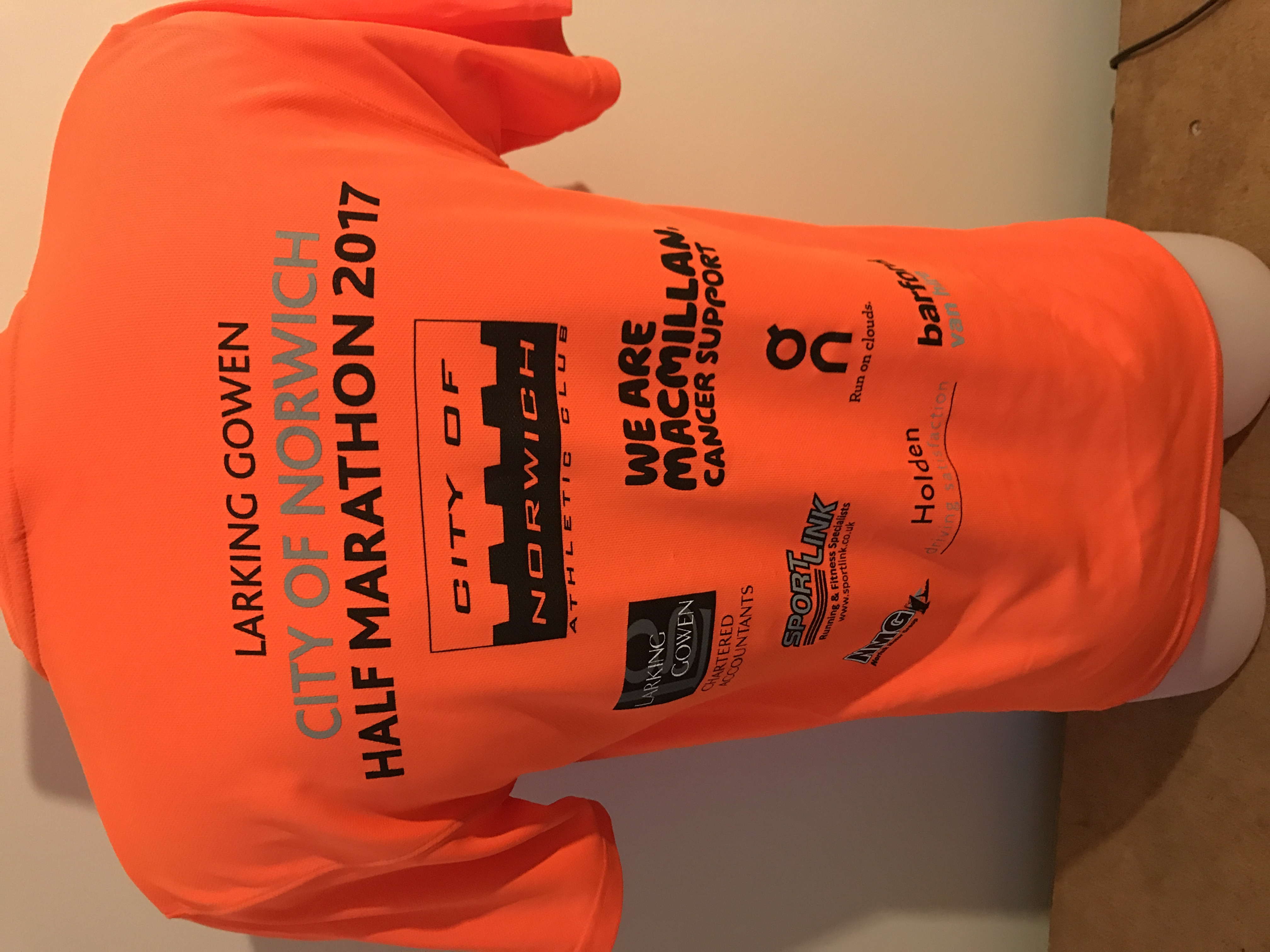 Running Event T Shirt Printing