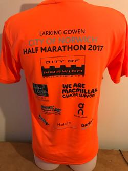 Running Event T Shirt Printing