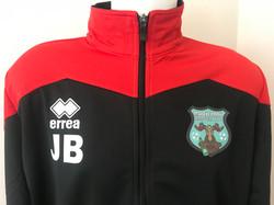 Football Jacket Printing Norfolk