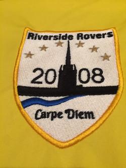 Embroidered Football Kit Badge