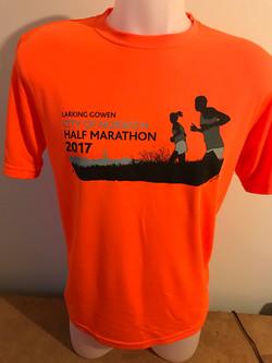 Fun Run and Charity T Shirt Prinitin