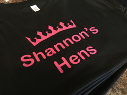 Hen Do T Shirts Service Norwich Norf