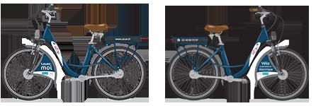 vélos vélYcéo