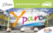 carte Yparc STRAN