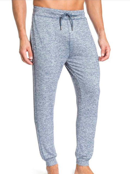 Heather Blue Joggers