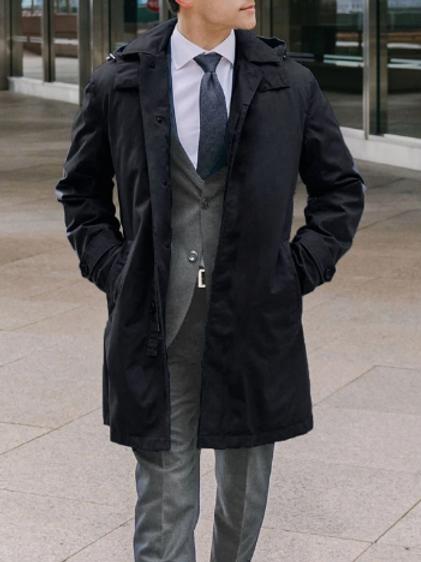 3 season coat