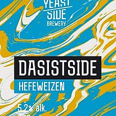 DasistSide - Bajor Búza - YeastSide Brewery