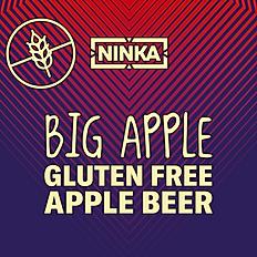 Big Apple - Gluténmentes Almás Ale