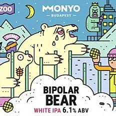 Monyó - Bipolar Bear White IPA