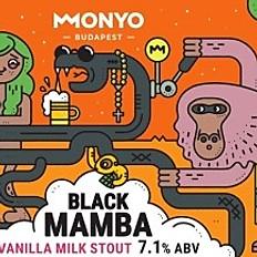 BLACK MAMBA - Vanilla milk stout - Monyo