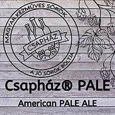 CSAPHÁZ PALE - Pale Ale - by Fehér nyúl